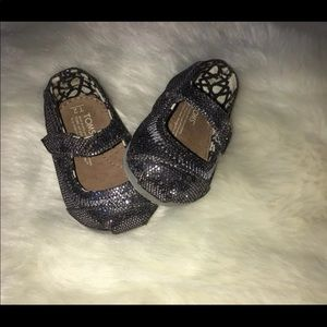 BABY SPARKLE TOMS 💎